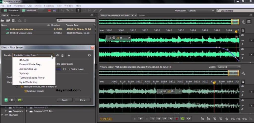 Adobe Audition CC Key