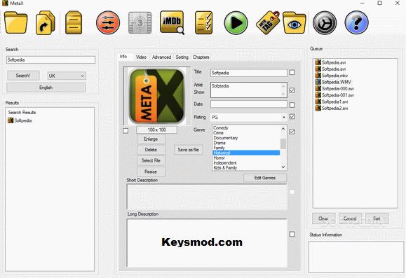 MetaX Key