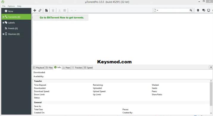 uTorrent Key