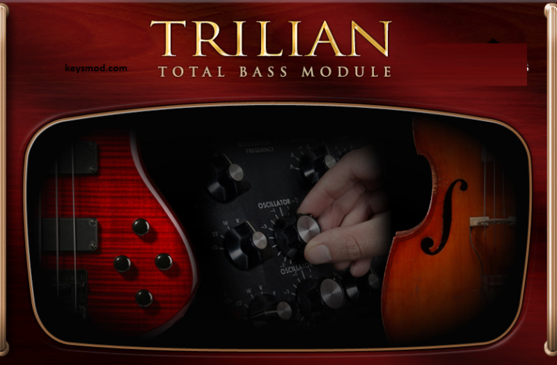 Trilian bass Crack